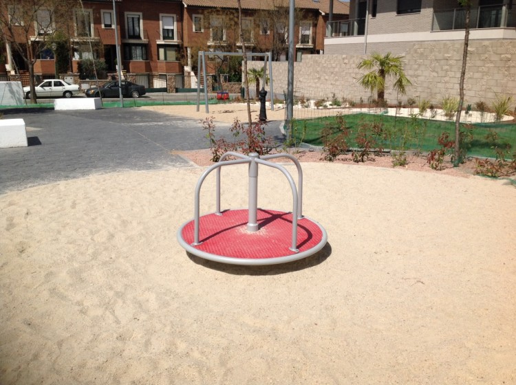 Playground Equipment Product‎ HURRICANE Inter Play