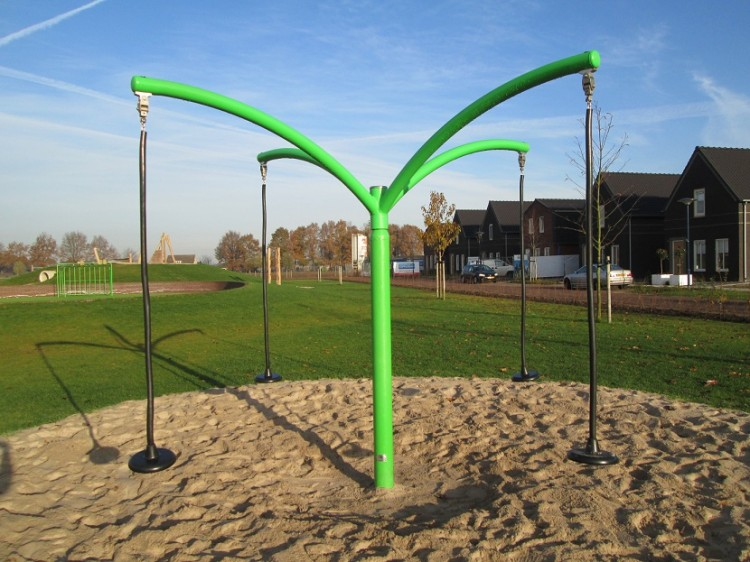 Playground Equipment Product‎ MONSOON 4 Inter Play