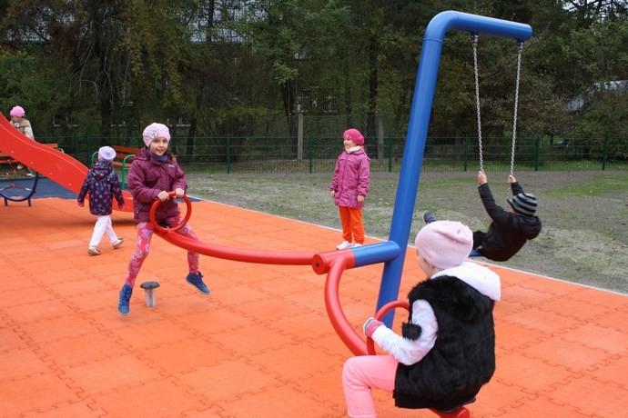 Playground Equipment Product MANTIS Inter Play