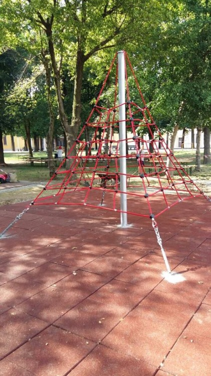 Playground Equipment Product MT. ROSA Inter Play