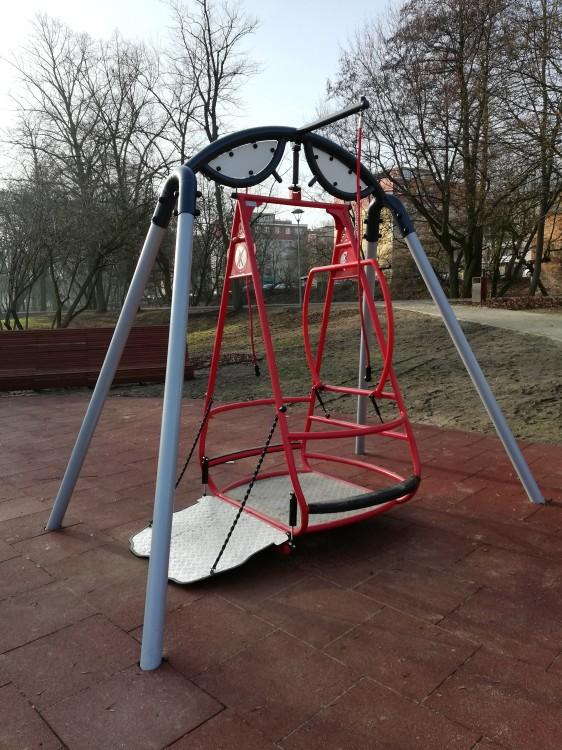Playground Equipment Product SATURN Inter Play