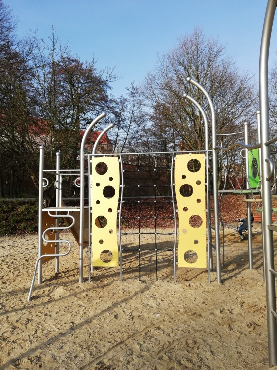 Playground Equipment Product‎ DOMO 3-1 Inter Play