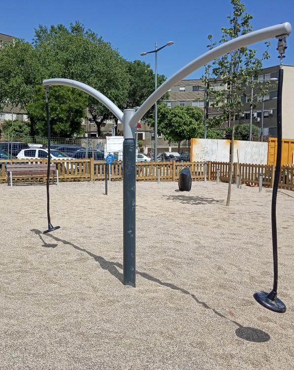 Playground Equipment Product MONSOON 2 Inter Play