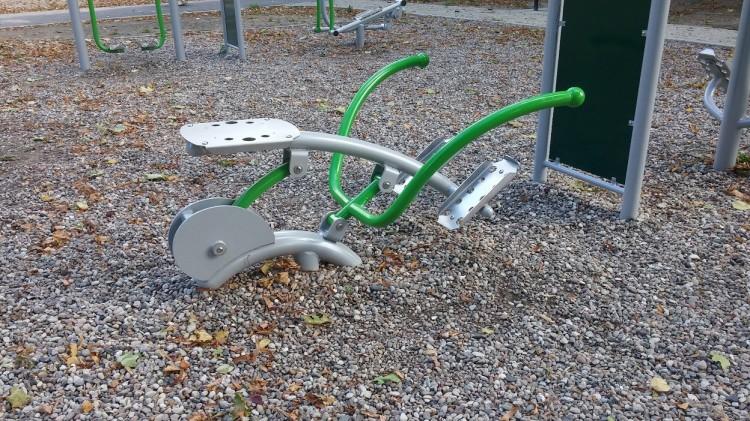 Playground Equipment Product ROWING MACHINE Inter Play