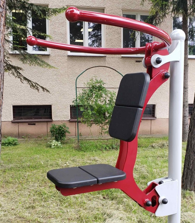 Playground Equipment Product‎ FITNESS Inter Play