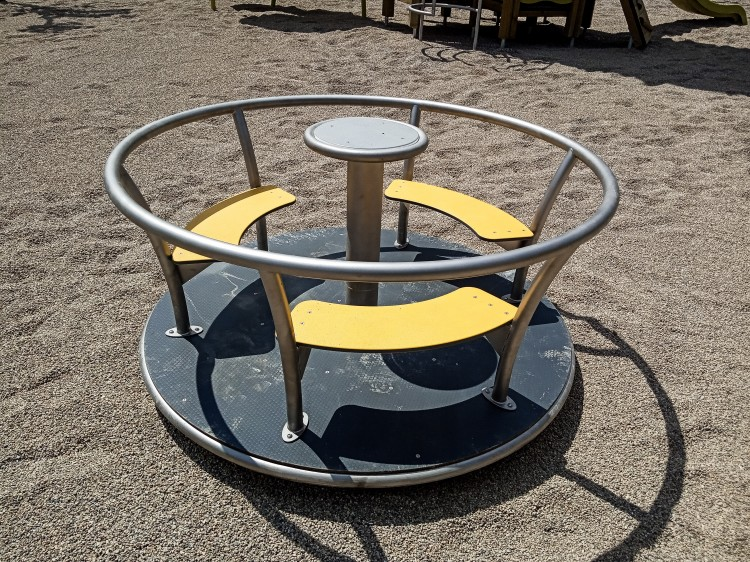 Playground Equipment Product TURNADO Inter Play