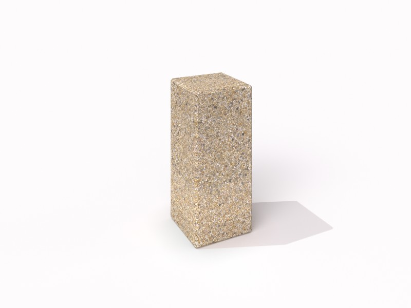 concrete bollard 01 PLAYGROUNDS