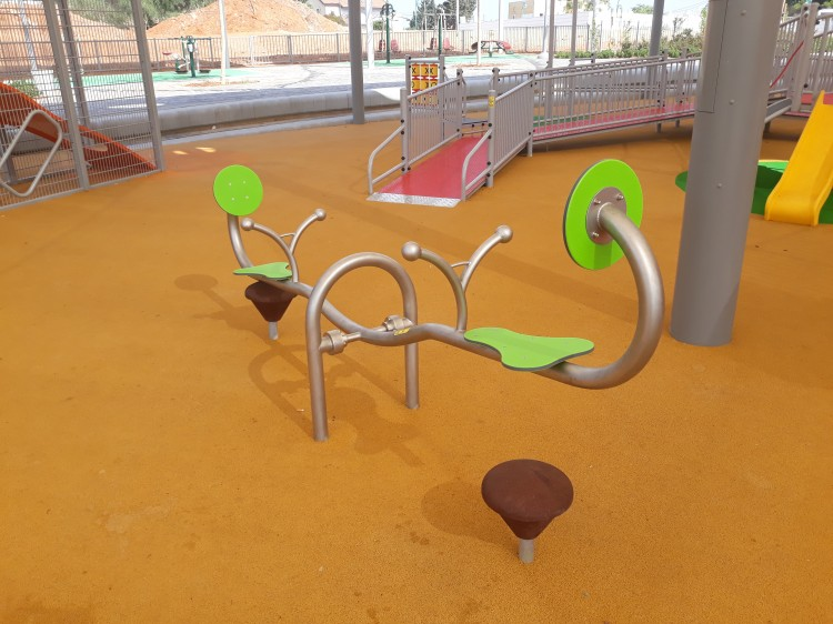 Playground Equipment Product‎ BALANCILO 2 Inter Play