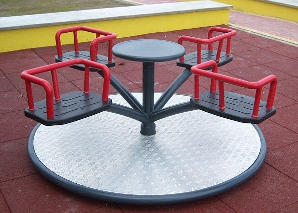 Playground Equipment Product‎ MISTRAL 4 Inter Play