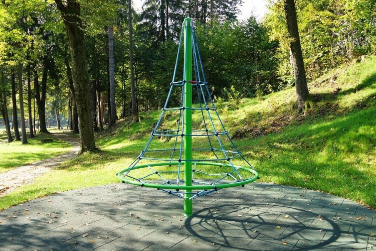 Playground Equipment Product‎ MT. BLANC Inter Play