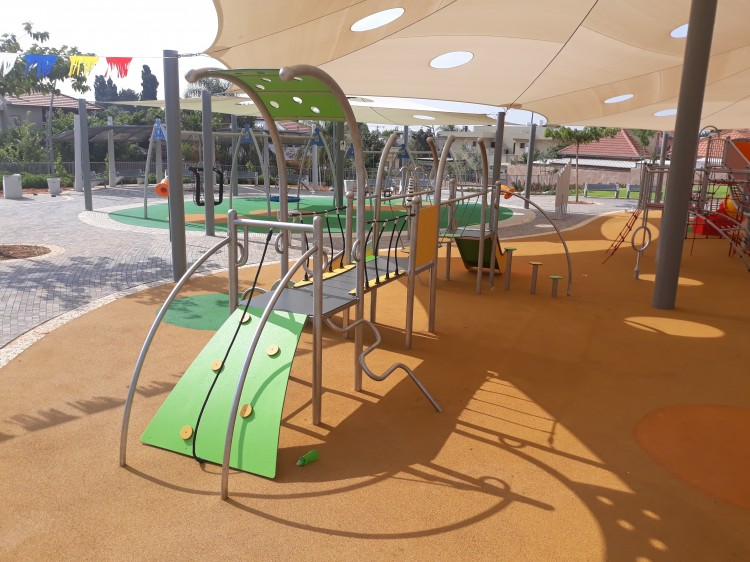 Playground Equipment Product‎ DOMETO 3-2 Inter Play
