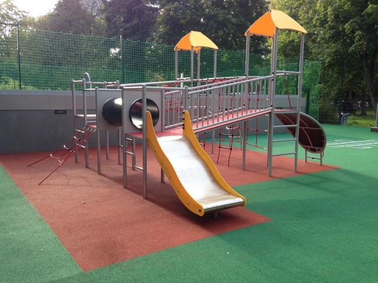 Playground Equipment Product GERBERA Inter Play