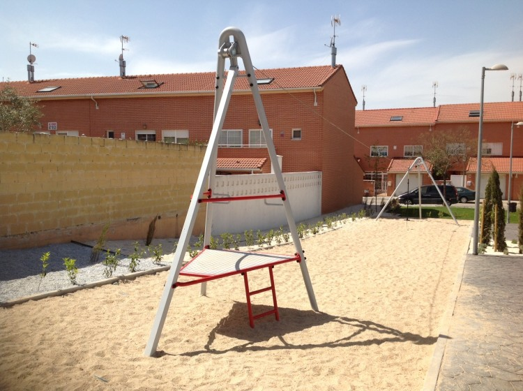 Playground Equipment Product‎ ASPEN 20m Inter Play