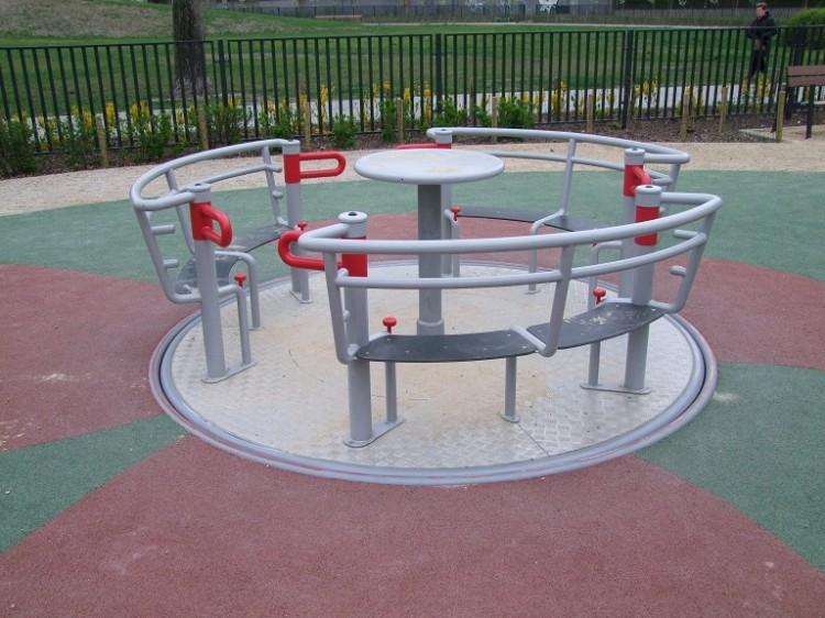 Playground Equipment Product YUGO Inter Play