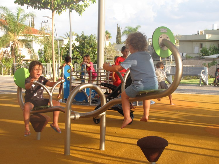 Playground Equipment Product BALANCILO 2 Inter Play