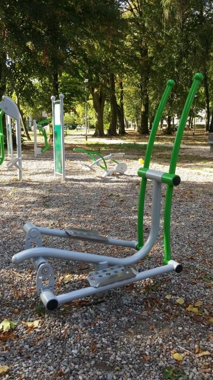 Playground Equipment Product ORBITREK Inter Play