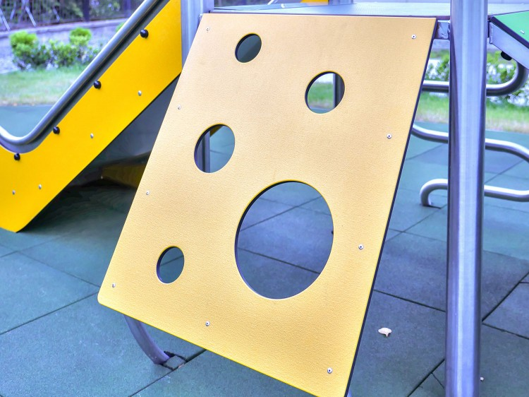 Playground Equipment Product‎ DOMETO 1-1 Inter Play