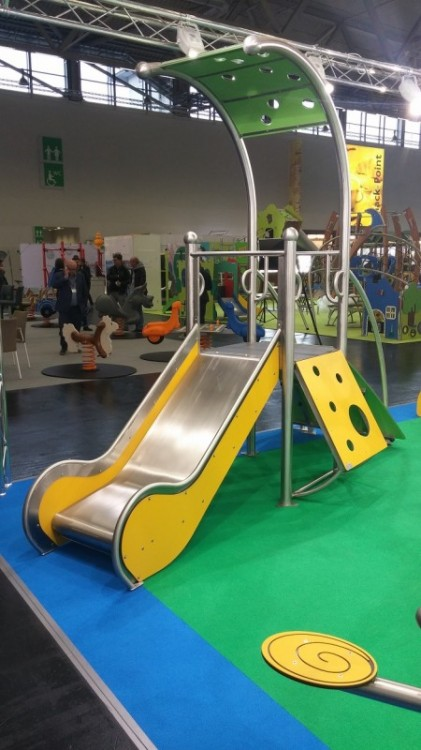 Playground Equipment Product‎ DOMETO 1-2 Inter Play