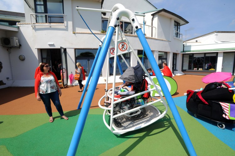 Playground Equipment Product‎ SATURN Inter Play