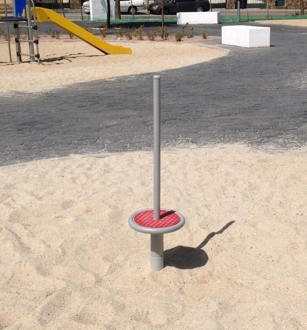Playground Equipment Product PIROUETTE Inter Play