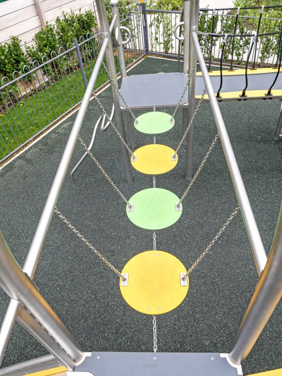 Playground Equipment Product‎ DOMETO 4-1 Inter Play