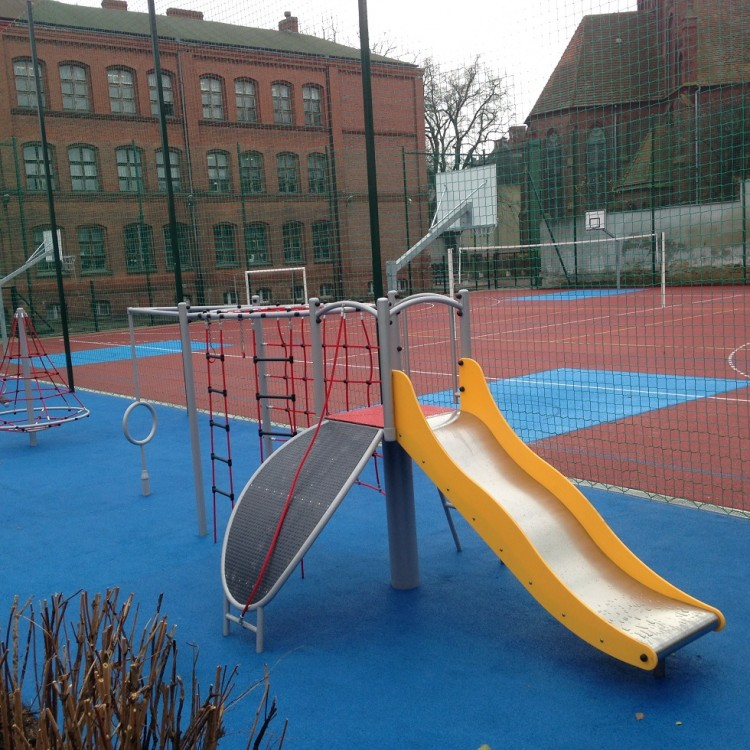 Playground Equipment Product‎ GEMINI Inter Play