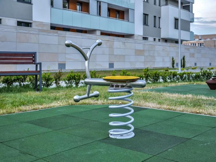 Playground Equipment Product SIDI 1  Inter Play