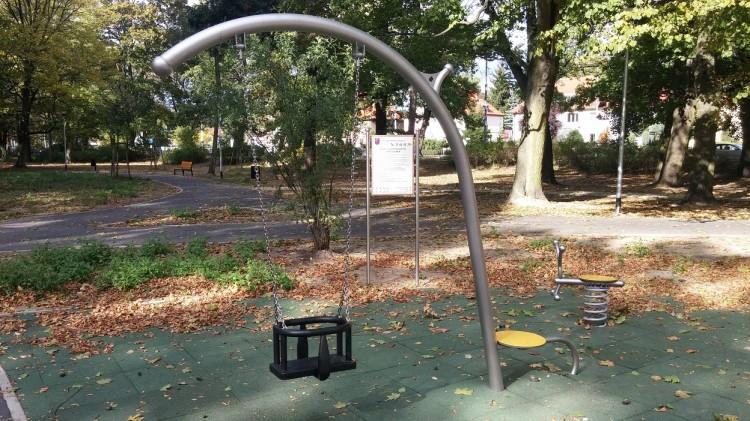 Playground Equipment Product VERGO Inter Play