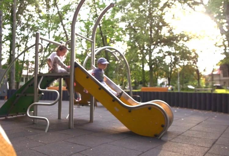 Playground Equipment Product DOMETO 1-1 Inter Play