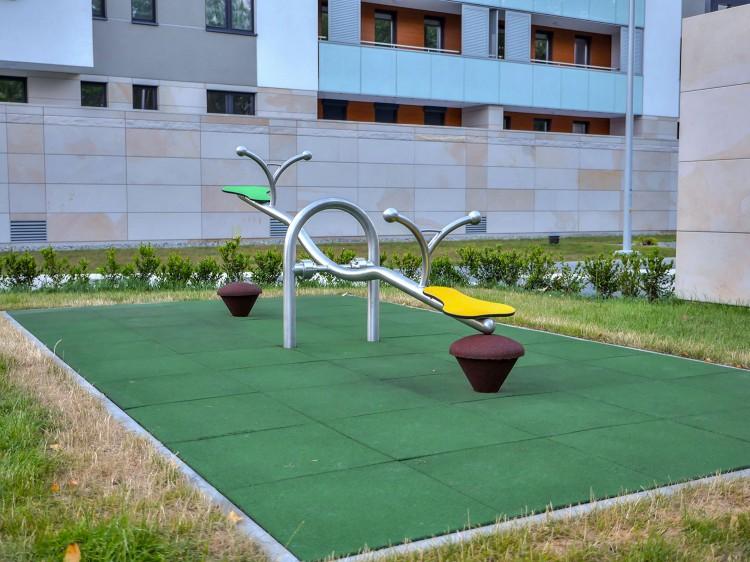 Playground Equipment Product BALANCILO 1 Inter Play
