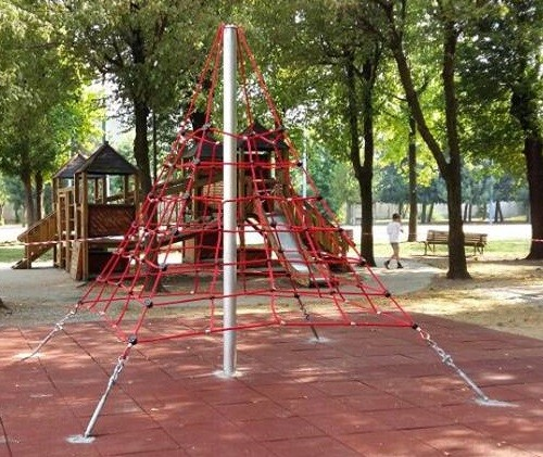 Playground Equipment Product‎ MT. ROSA Inter Play