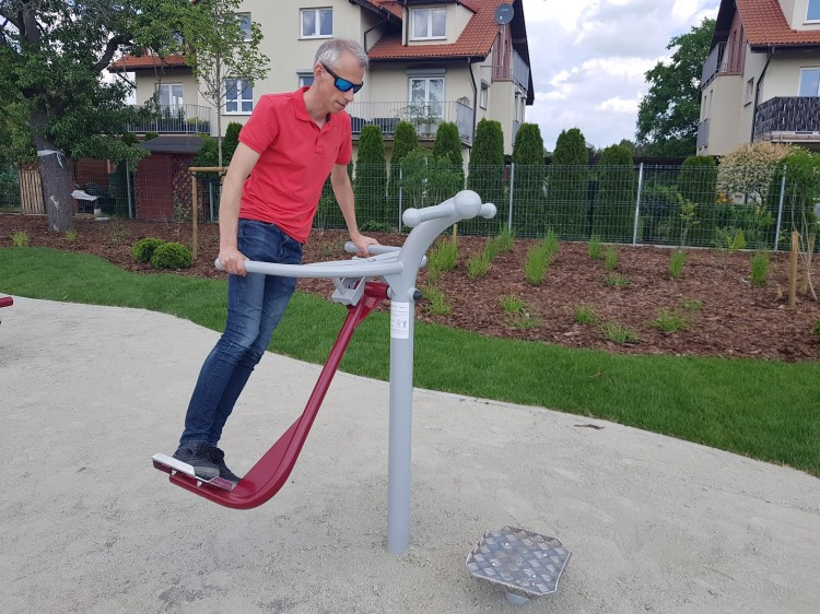 Playground Equipment Product FITNESS Inter Play