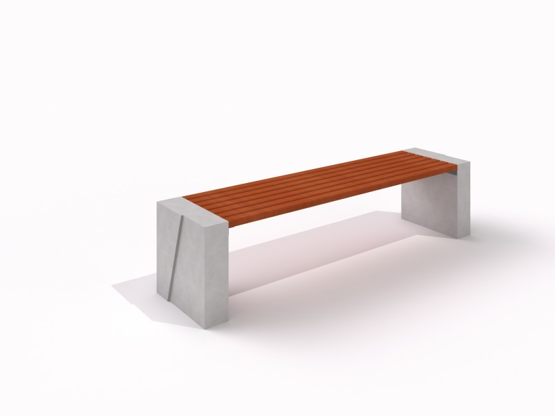 DECO cwhite oncrete bench 9 PLAYGROUNDS