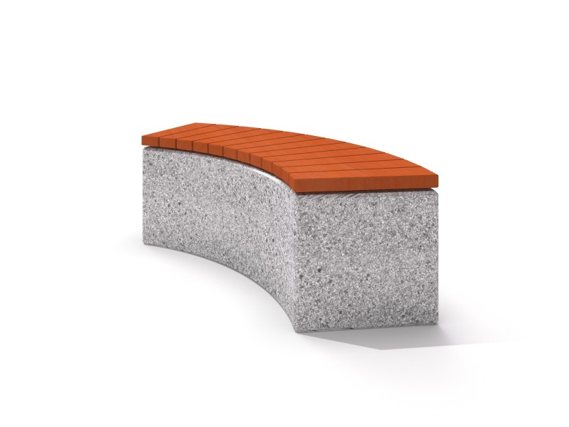 Concrete bench 03