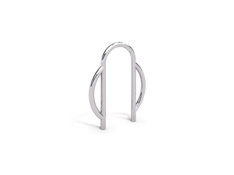 stainless steel bicycle rack 07 PLAYGROUNDS