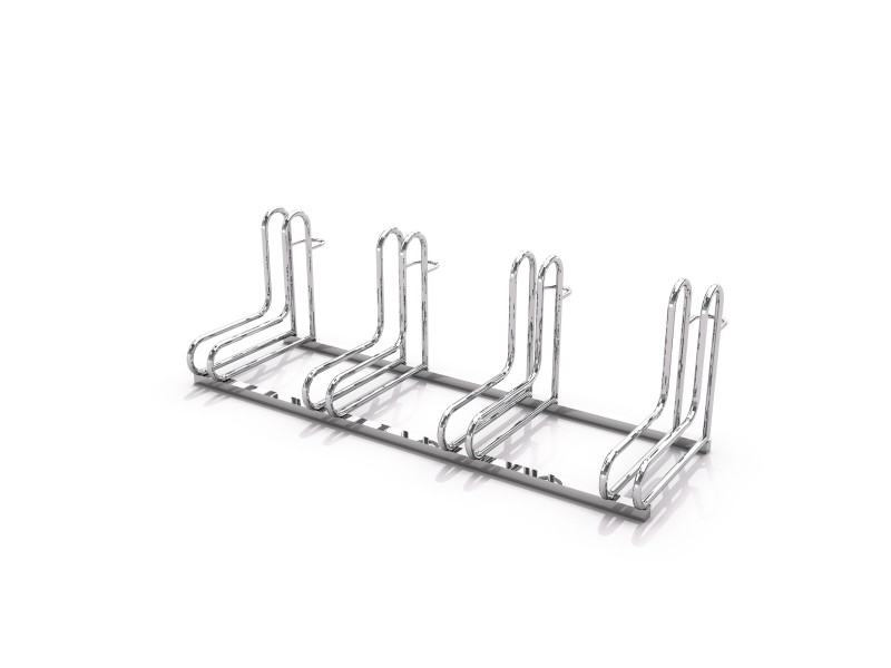 stainless steel bicycle rack 18 PLAYGROUNDS