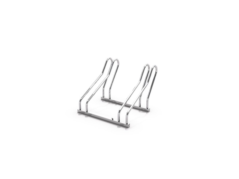 stainless steel bicycle rack 19 PLAYGROUNDS