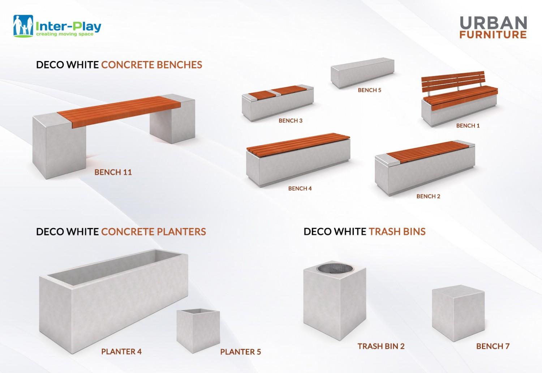 Concrete urban furnitures Inter Play Blog