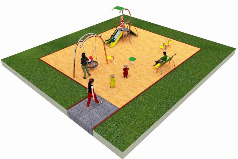 Inter Play Playground LIMAKO for kids layout 2