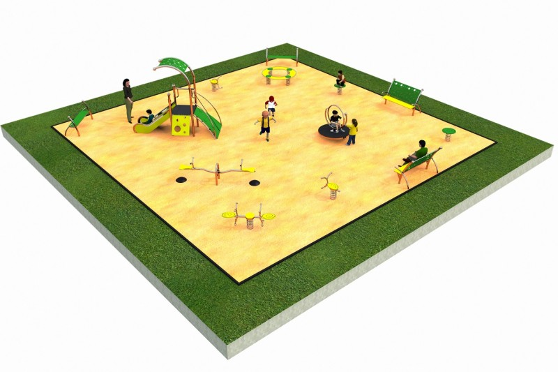 Inter Play Playground LIMAKO for kids layout 8