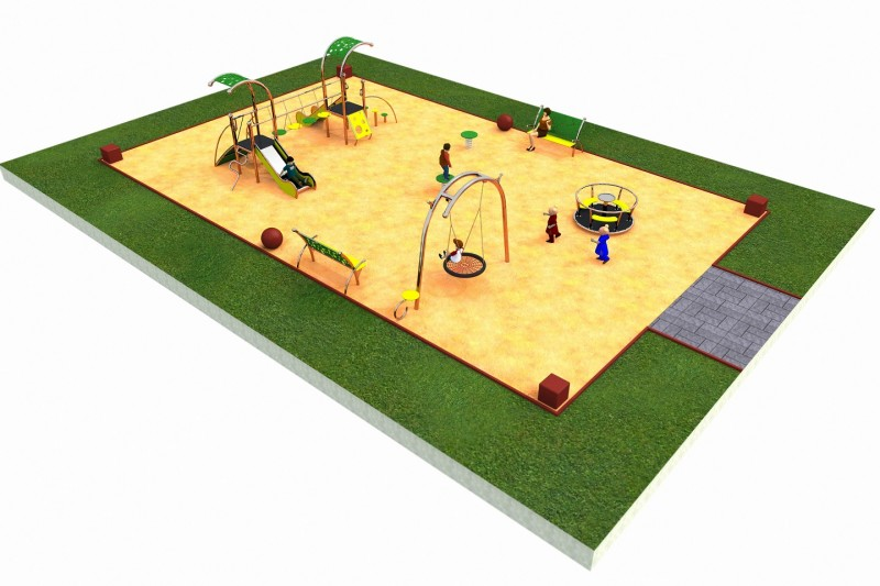 LIMAKO for kids layout 1 Inter Play Playground Park