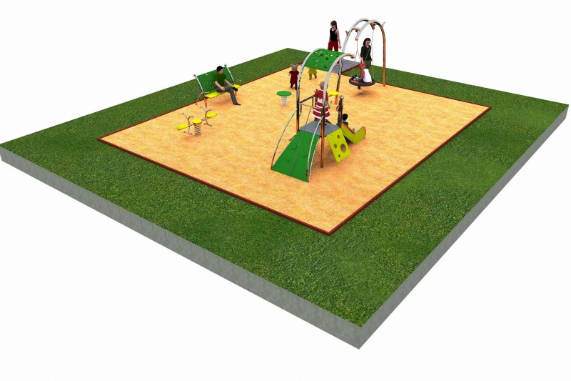LIMAKO for kids layout 2 Inter Play Playground Park