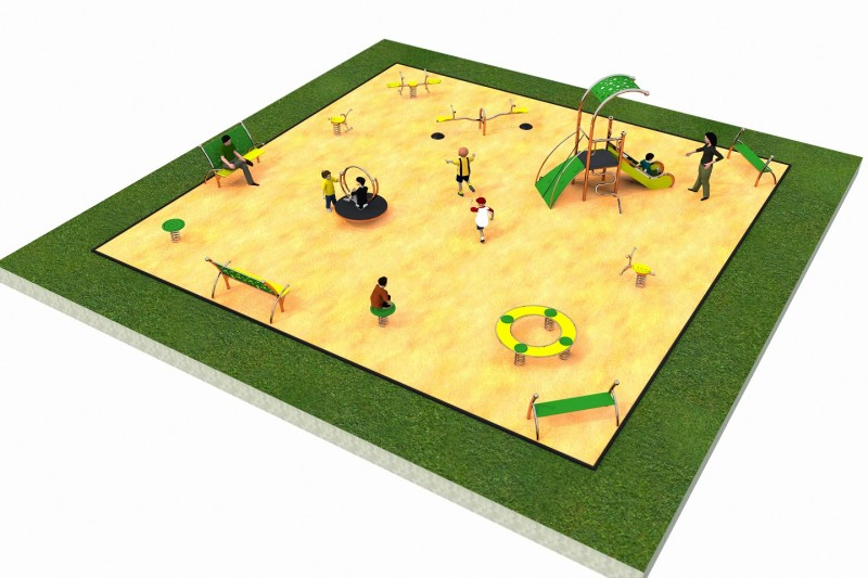 LIMAKO for kids layout 8 Inter Play Playground Park