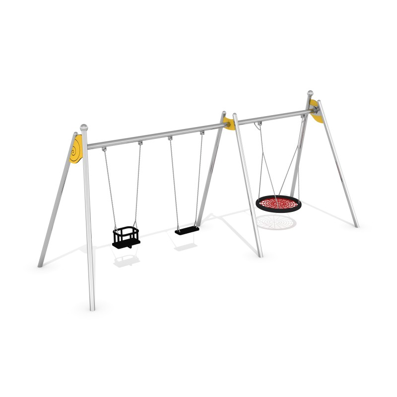 Playground Equipment for sale PENDOLO 3 Professional manufacturer