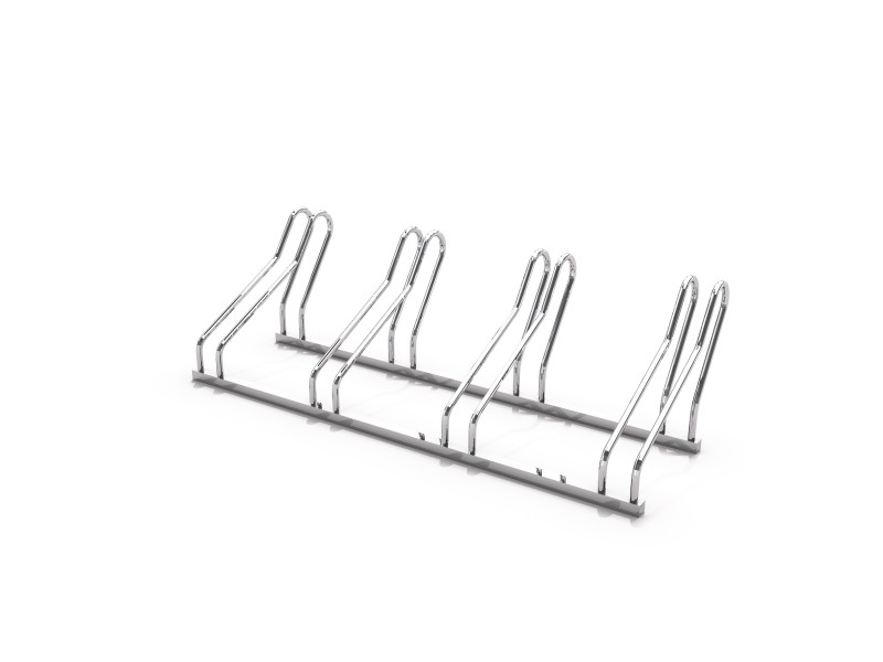 Steel bicycle rack 21