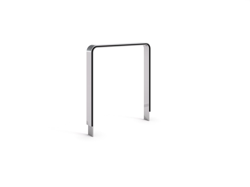 Steel bicycle rack 24