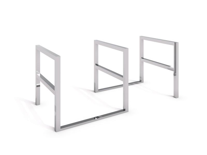 KOPIA - stainless steel bicycle rack 06
