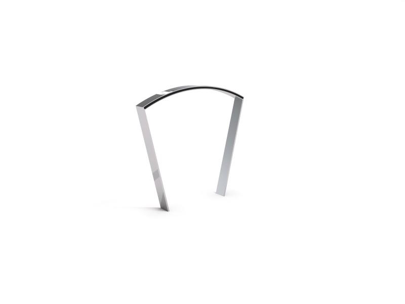 KOPIA - stainless steel bicycle rack 23