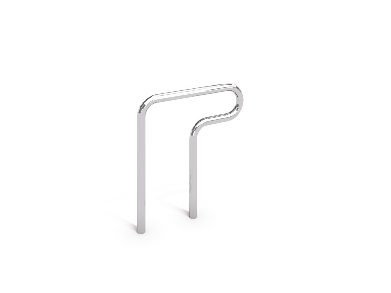 Steel bicycle rack 28