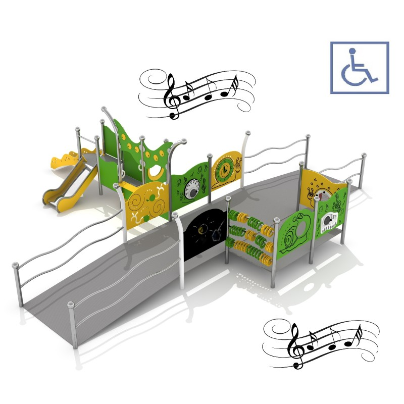 Playground Equipment for sale KAJO 2 Professional manufacturer